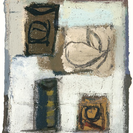 Tony Scrivener - Fruit Bowl and Three Vessels - 3