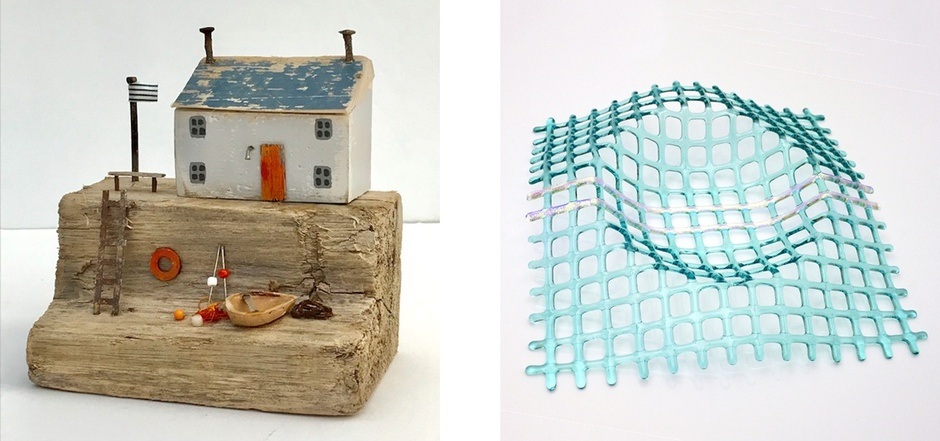 NEW BEGINNINGS: AFTER THE STORM  10 FEB – 17 MAR  KIRSTY ELSON LISA PETTIBONE