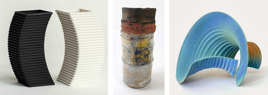KEITH VARNEY ROBIN WELCH STEPHANIE WRIGHT  SCULPTURAL CERAMICS SHOW  14 JUL – 1 SEP